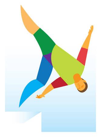 jumper: Free run. Jumper