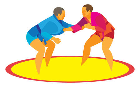 sambo fight