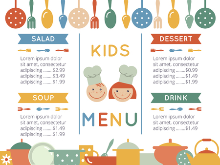 Kids menu template stock photo picture and royalty free image kids menu template stock photo 95720606 maxwellsz