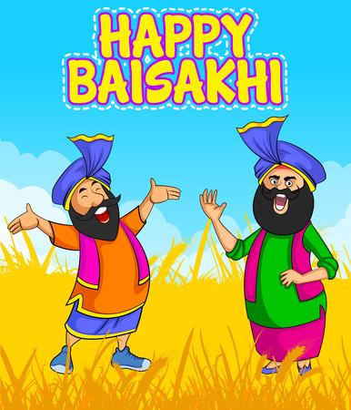 happy: Happy baisakhi