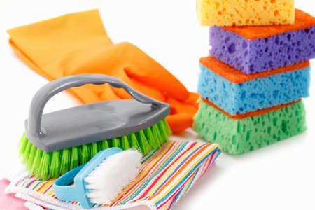 Home Cleaning Equipment 版權商用圖片
