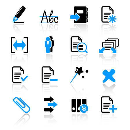 Computer icons Stock Vector - 5041914