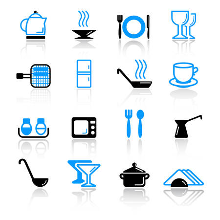 kitchen utensil: kitchen utensil icons