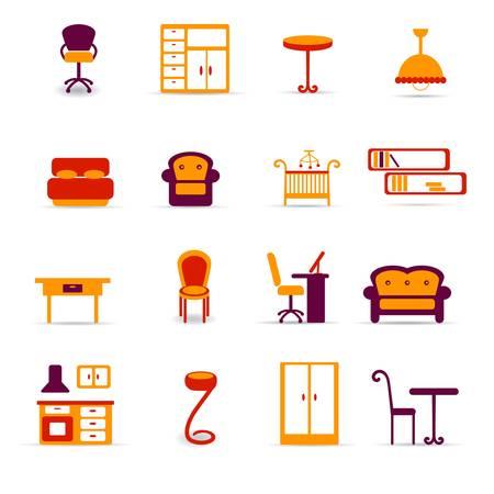 escabeau: Ic�nes de meubles