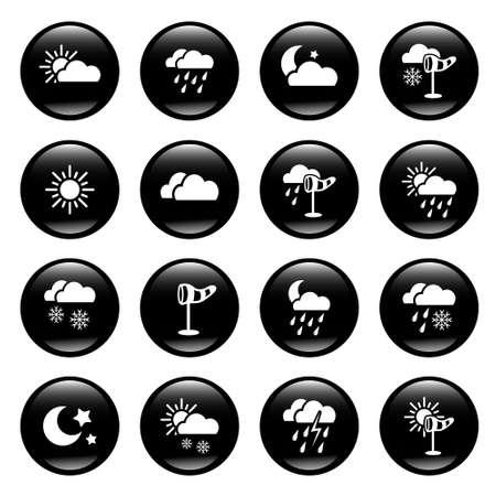 weather icons Stock Photo - 6836502