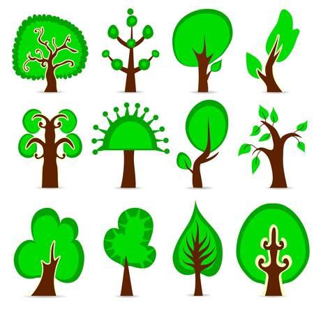 leafage: design tree set