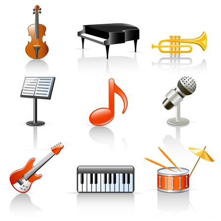 accords: musical instruments