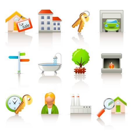 housing search: Icone immobiliari