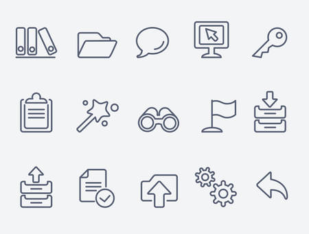 communication icons: computer icons