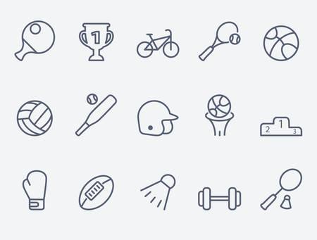 sports glove: Sport icons