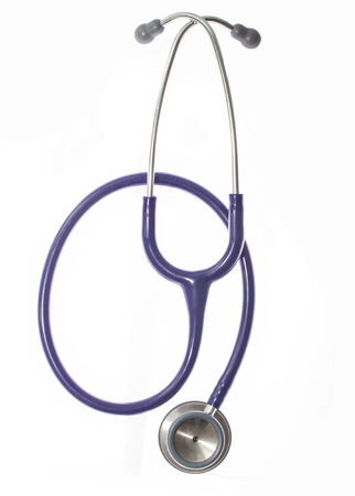 stethoscope: stethoscope top view