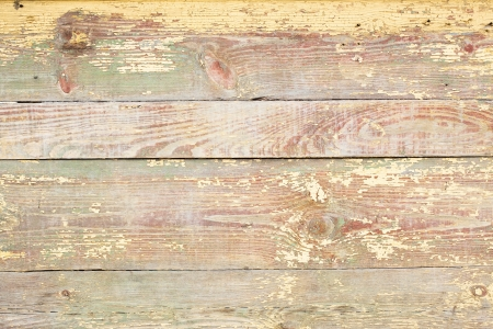 Aged wood texture, wooden wall background