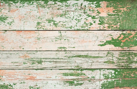 Aged wood texture, wooden wall background photo