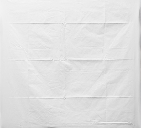 cloth: Crumpled white fabric texture, cloth background