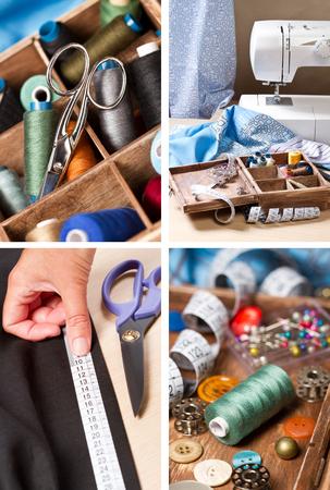 sewing tools: Sewing tools set