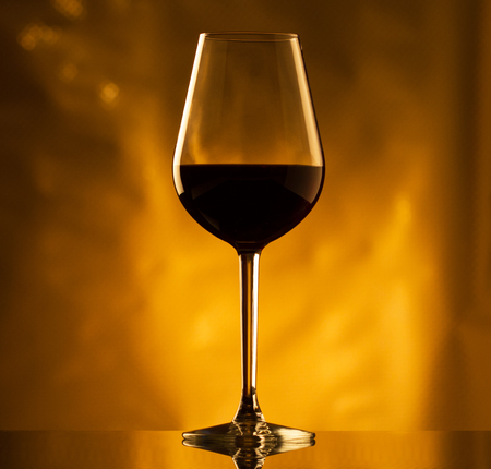 responsibly: Glass of Red Wine