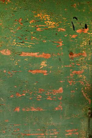 Texture en bois avec peinture écaillée. Surface en bois avec peinture écaillée. Vieux fond en bois Banque d'images - 87962914
