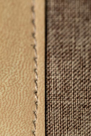 Woven fabric cover. Beige fabric texture. Rough Fabric Texture, Pattern, Background
