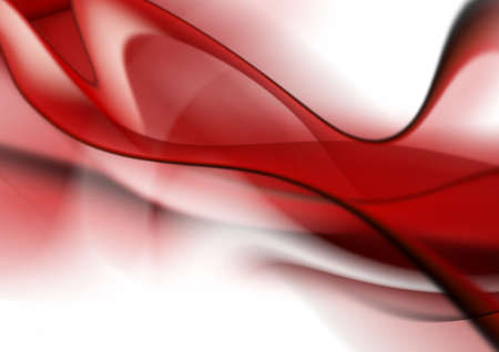 ambiguity: abstract Red background Stock Photo