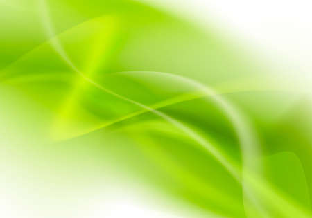 ambiguity: abstract Green background