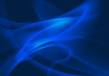 ambiguity: Abstract blue background Stock Photo