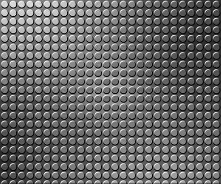 silver alloy: pattern of metal background Stock Photo