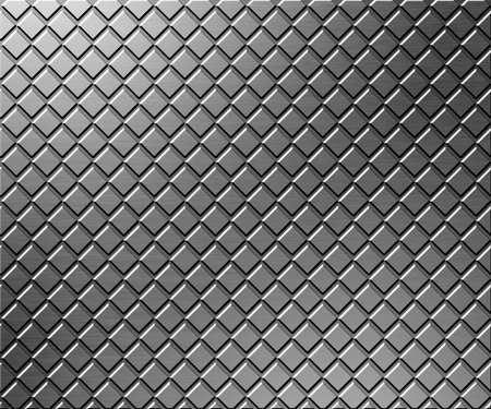 pattern of metal background Stock Photo - 5938705