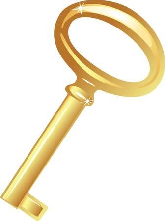 golden key: golden key