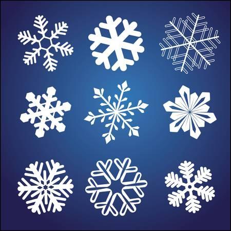snowflake: Snowflake set