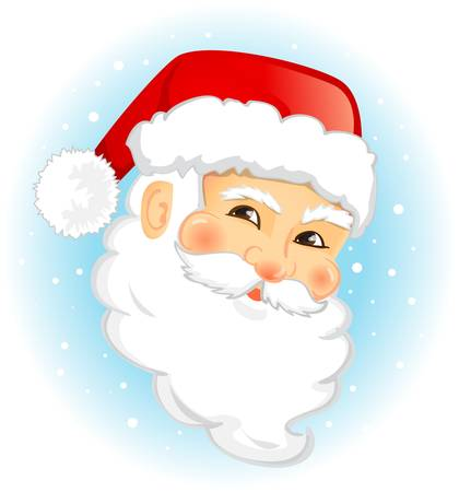 holiday: Santa Claus Illustration