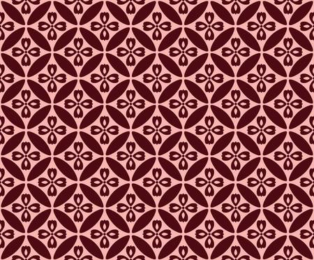 repetition: seamless floral background