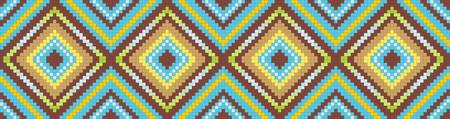 seamless abstract african ethnic ornament. Vector illustrationVector Vector