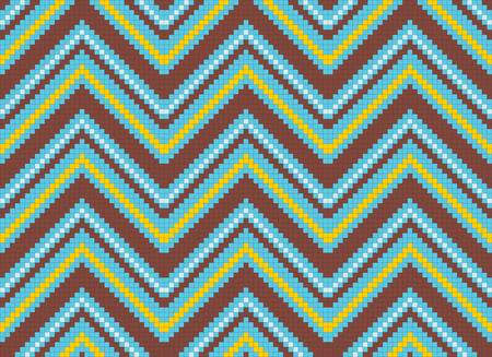 scalable: seamless abstract african ethnic ornament.