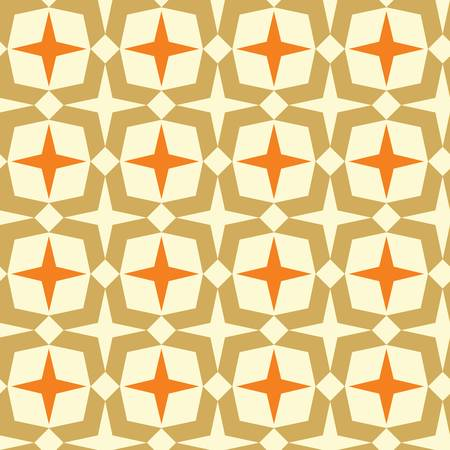 Geometric seamless abstract pattern Illustration