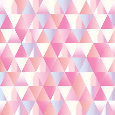 diamonds seamless triangle abstract pattern.Illustration Vector