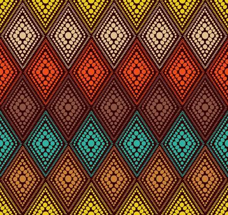 abstracte kleur dot geometrisch patroon kleurrijke illustratie