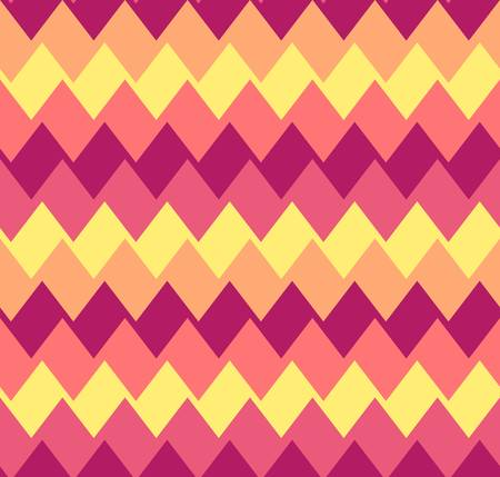 ethnic seamless abstract geometric pattern  Colorful illustration Vector