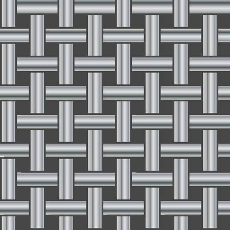 Seamless pattern for a fabric, papers, tiles illustration Vector