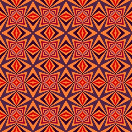 geometric design: abstract color seamless geometric background Illustration