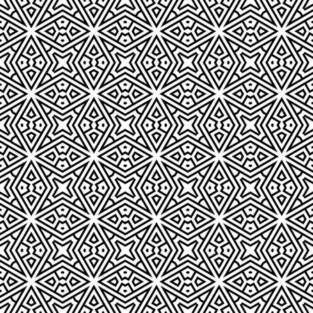 keltische muster: abstrakte ethnischen Vektor nahtlose Hintergrund Bunte vektorabbildung