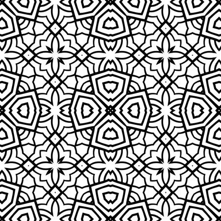 celtic background: abstract ethnic seamless background