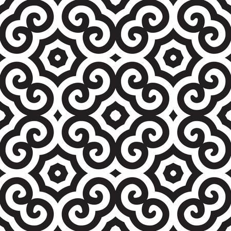 résumé vecteur ethnique homogène illustration vectorielle fond coloré