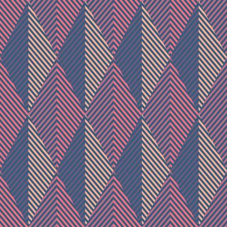 abstract ethnic seamless background Stock Illustratie