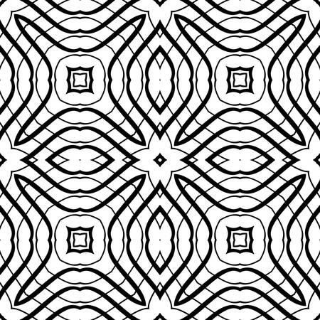 symmetric: abstract ethnic seamless background
