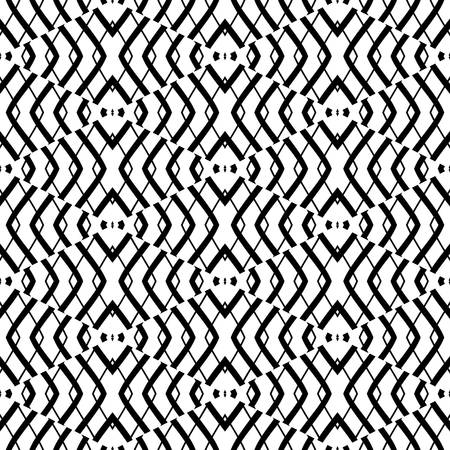 geometric design: abstract ethnic seamless background