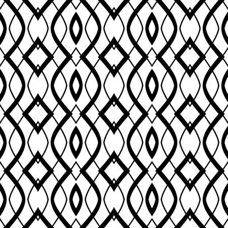 pattern geometric: abstract ethnic seamless background