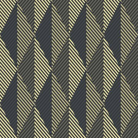 african fabric: abstract ethnic seamless background Illustration