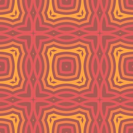 abstract ethnic vector seamless background   Illustration
