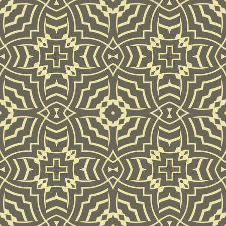 abstract ethnic vector seamless background   Vector