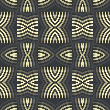 대칭: 추상 민족적인 원활한 배경 그림